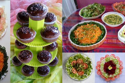 Oficina de Alimentação Saudável – Presencial